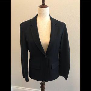 Navy Pendleton Jacket 100% Wool
